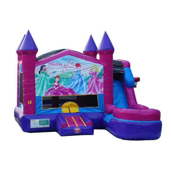 Princess Combo Rent A Bounce