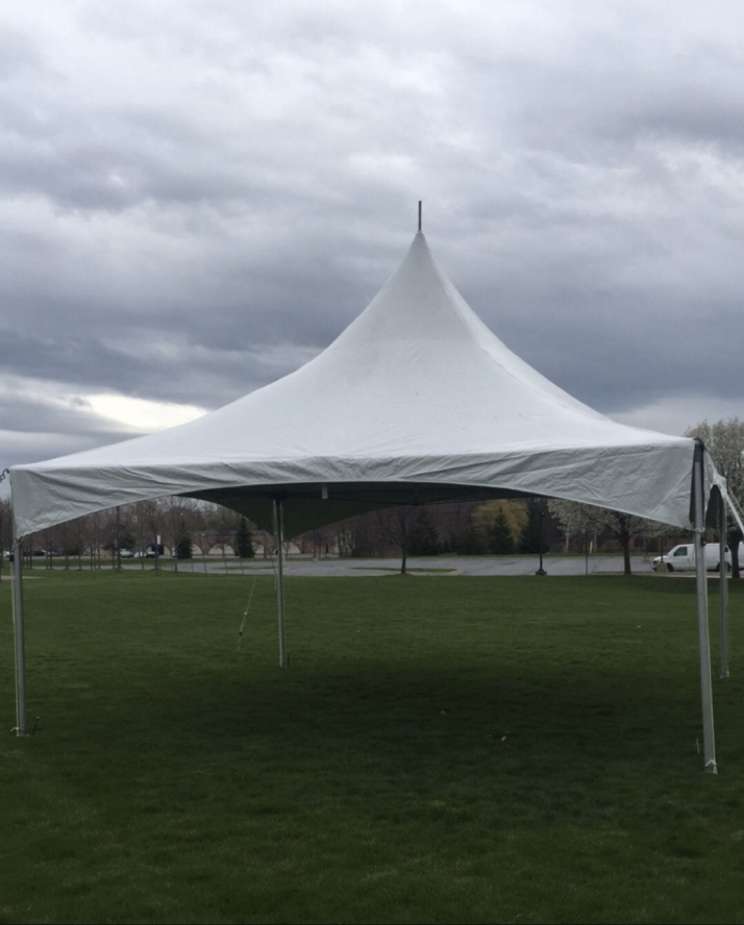 20x20 Frame Tent Rent A Bounce
