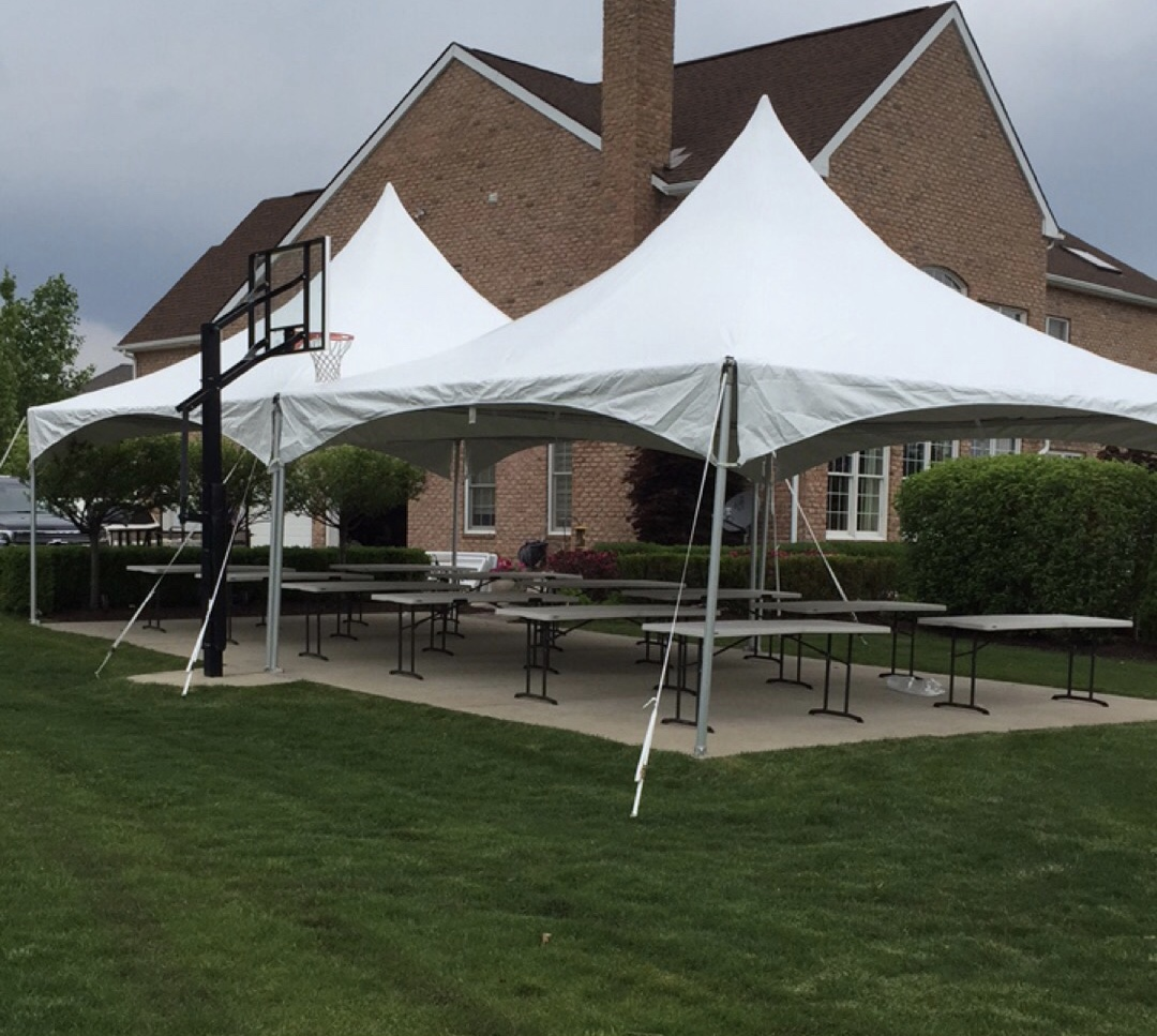 20x40 Frame Tent Rent A Bounce