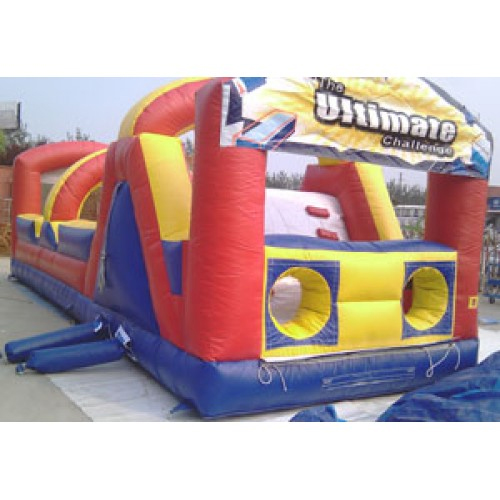 Ultimate Challenge Rent A Bounce