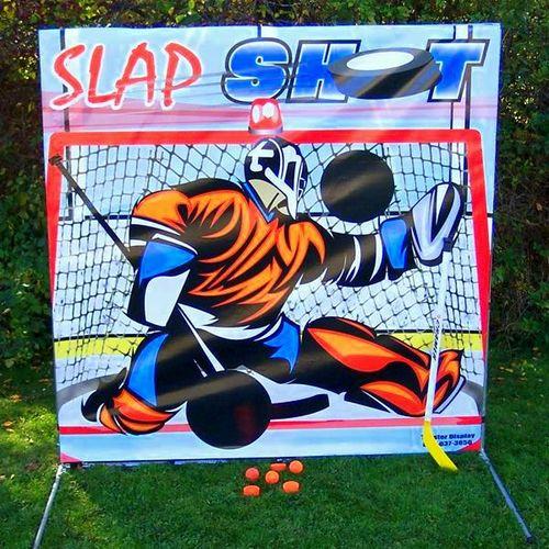 Slap Shot Hockey Rent A Bounce